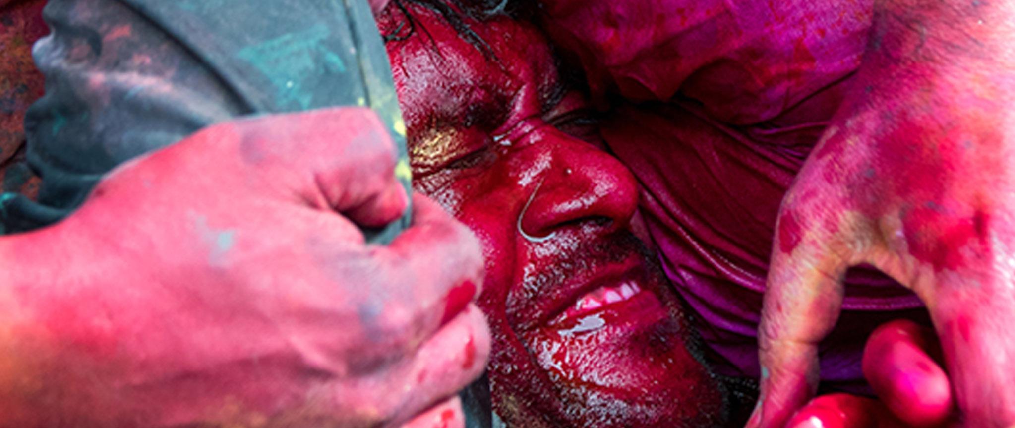 HOLI : Fête des couleurs